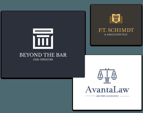 Attorney & Law Logos