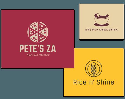 Restaurant & Catering Logos
