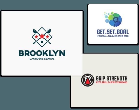 Sports & Fitness Logos