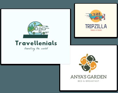 Travel & Hotel Logos