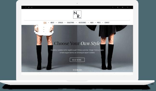 Sample Web Design